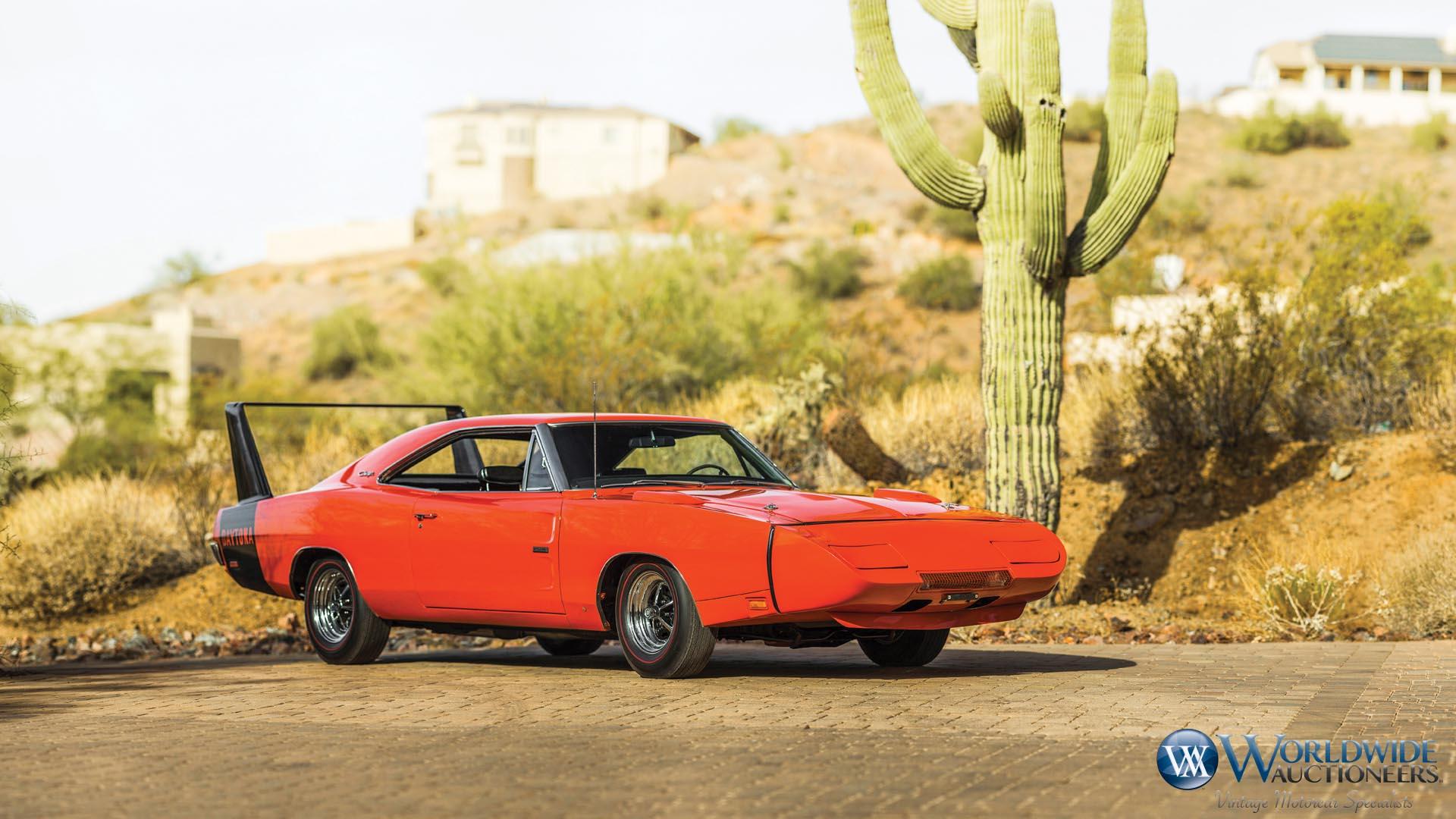 1969 Dodge Charger Daytona Hemi