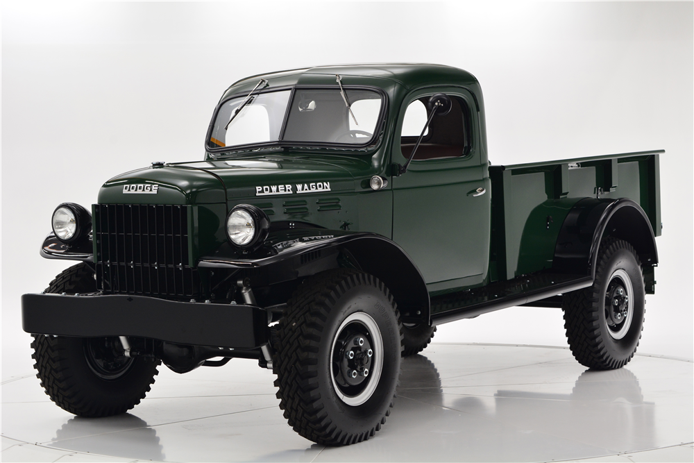 1948 Dodge Power Wagon Pickup