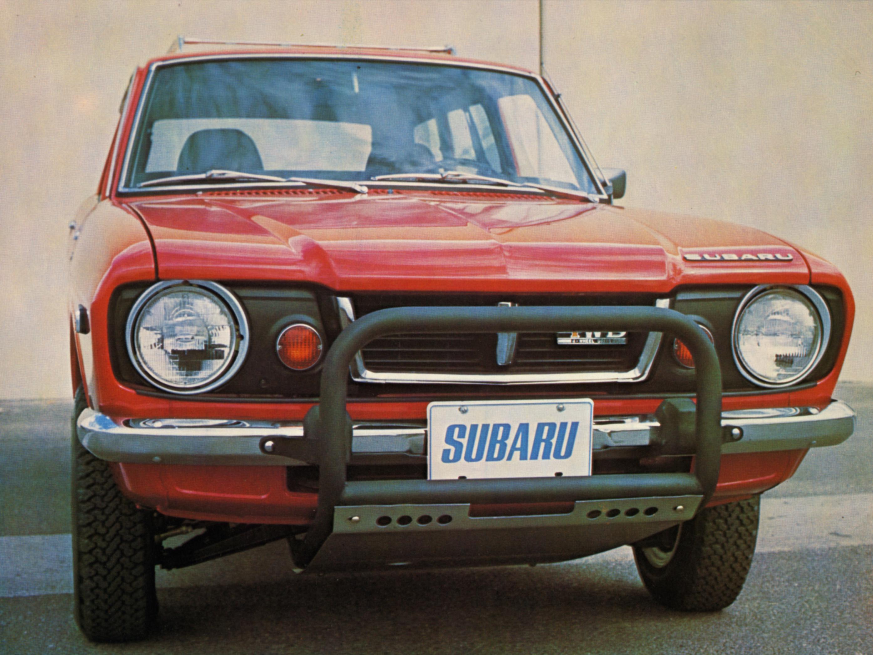 Subaru DL-GL Wagon