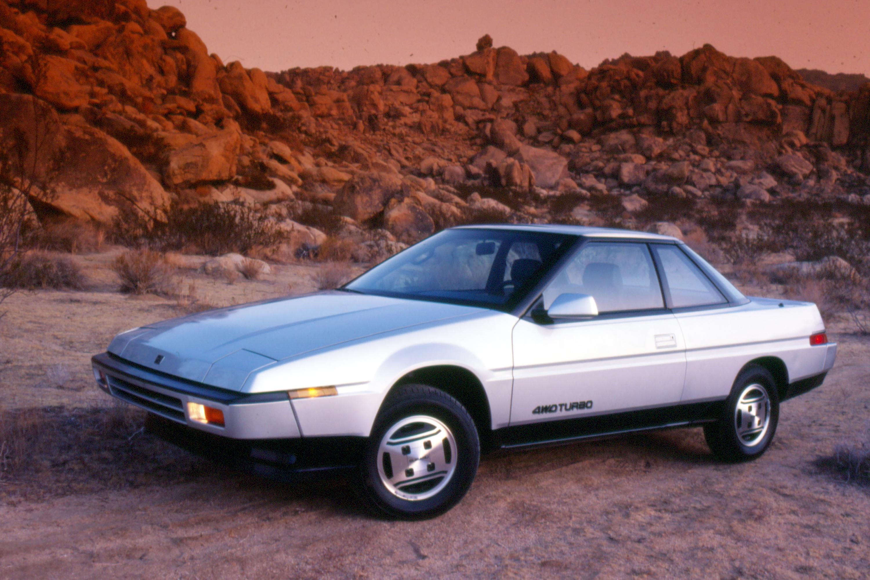 1985 Subaru XT Turbo