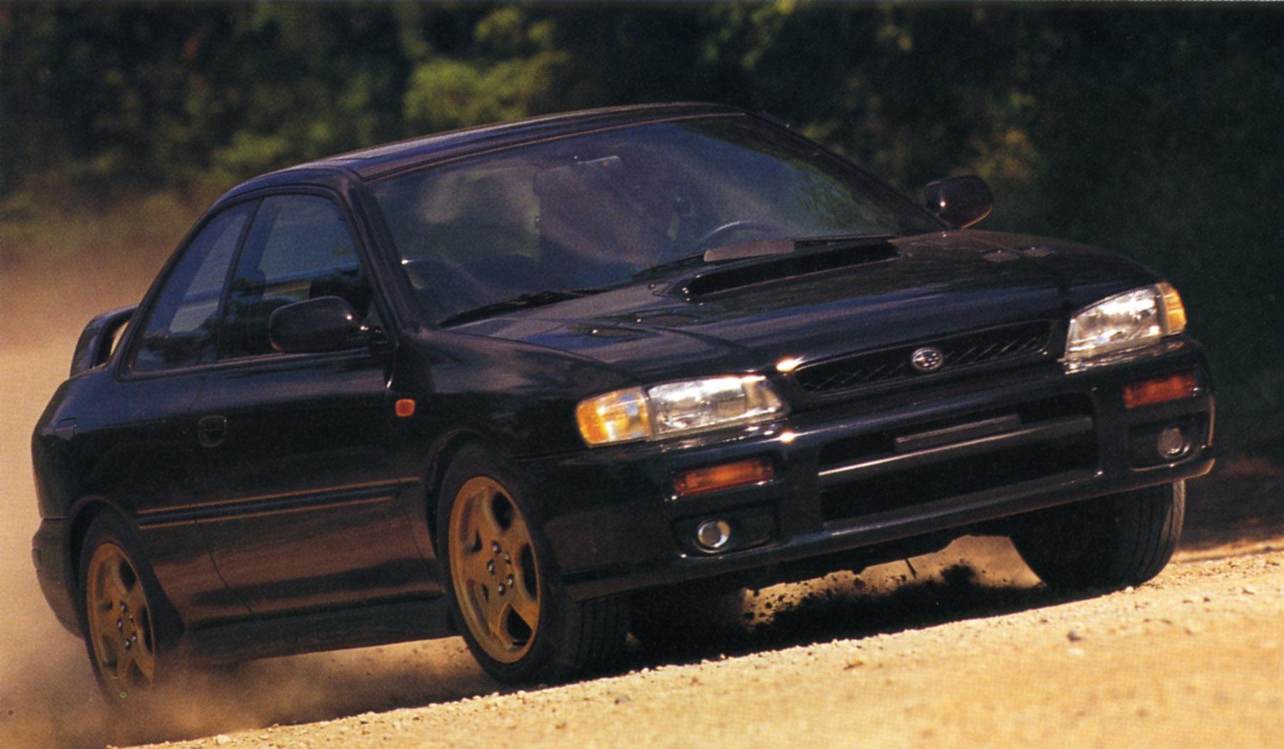 1993 Subaru Impreza RS