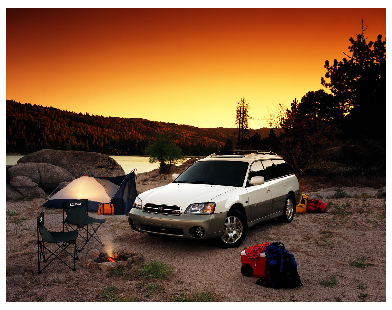 1996 Subaru Legacy Outback
