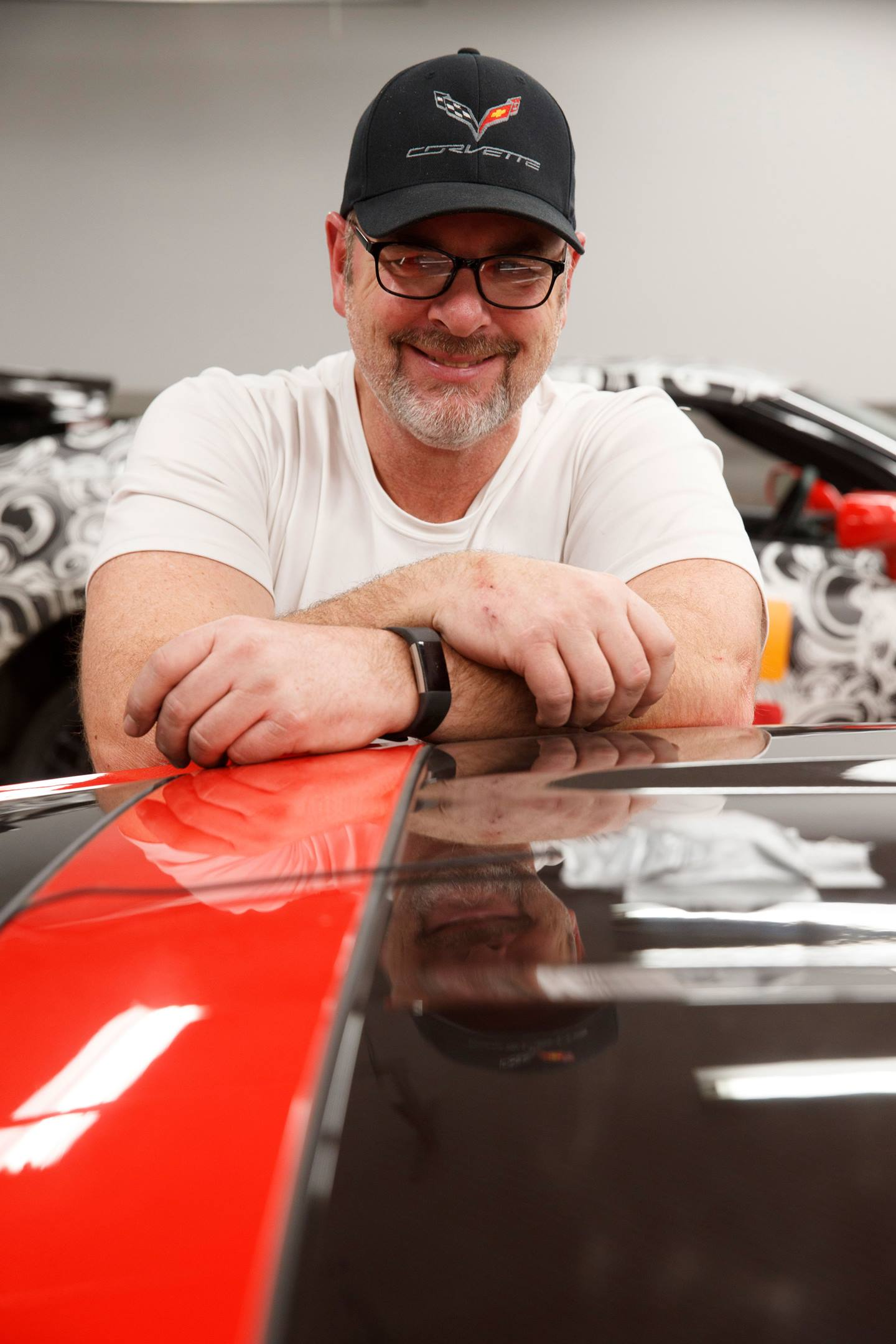 Jim Mero Corvette Vehicle Dynamics Engineer