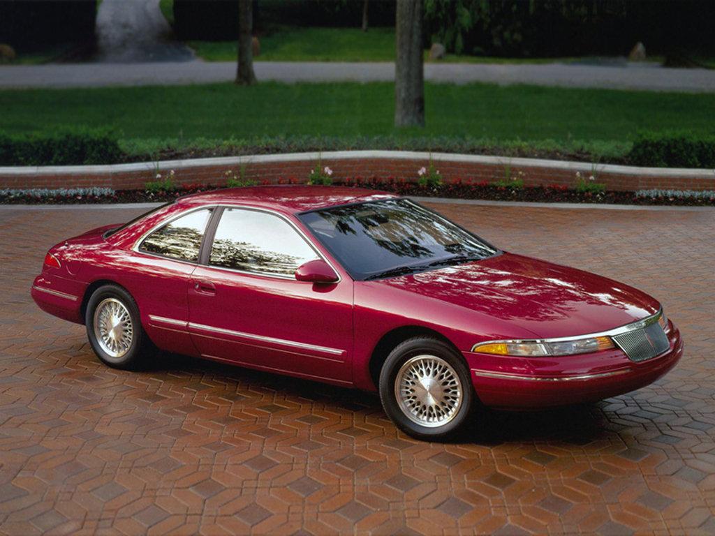 1993 Lincoln Continental Mark VIII