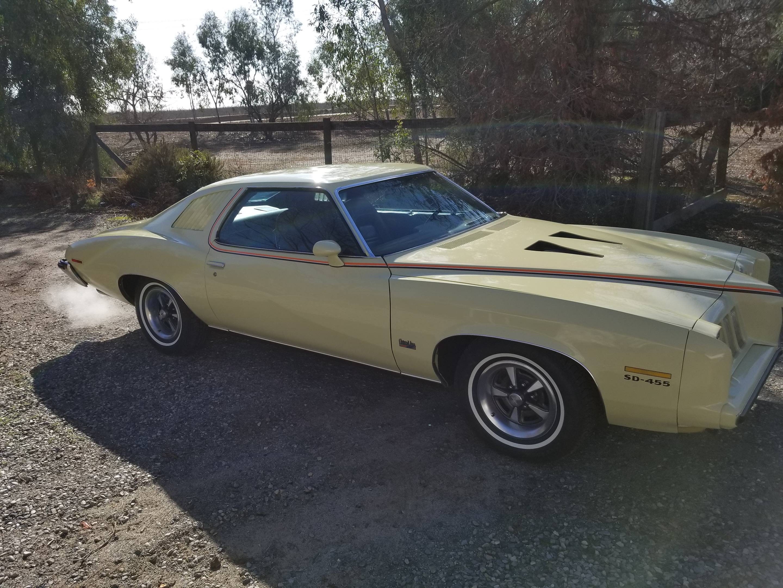 1973 Pontiac Grand Am profile