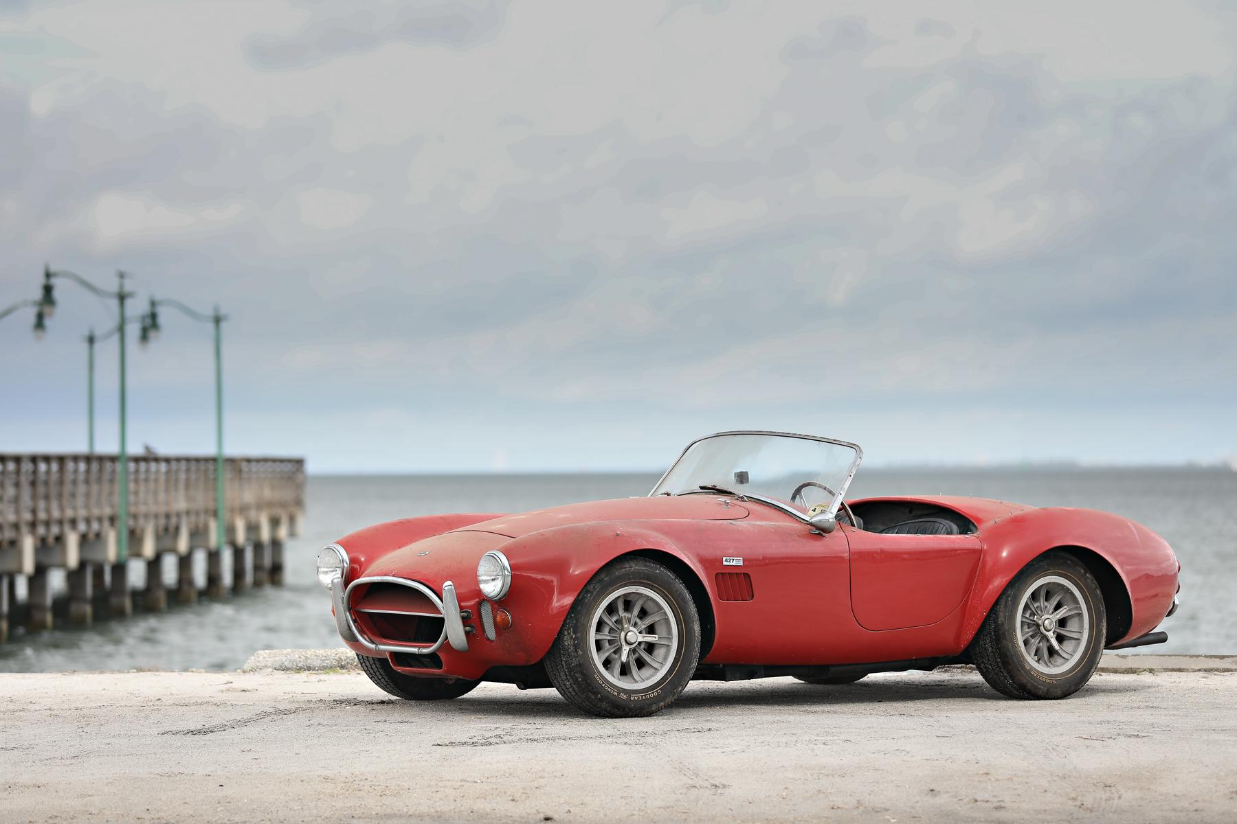 1966 Shelby Cobra 427 profile