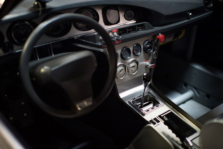 Citroën SM interior