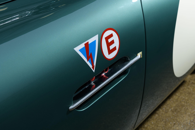 1959 Aston Martin DB4 GT electric switch