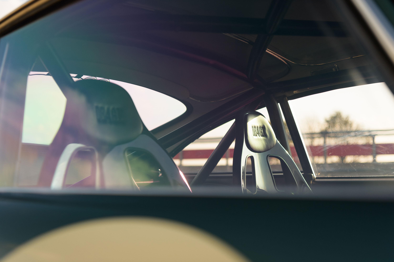 1959 Aston Martin DB4 GT seat detail