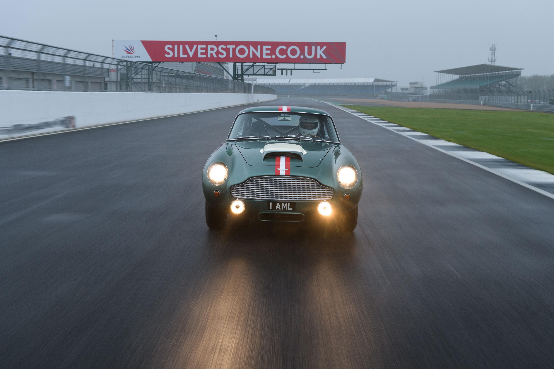 1959 Aston Martin DB4 GT front
