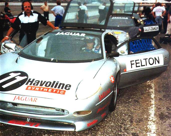 1993 Fast Masters Gene Felton