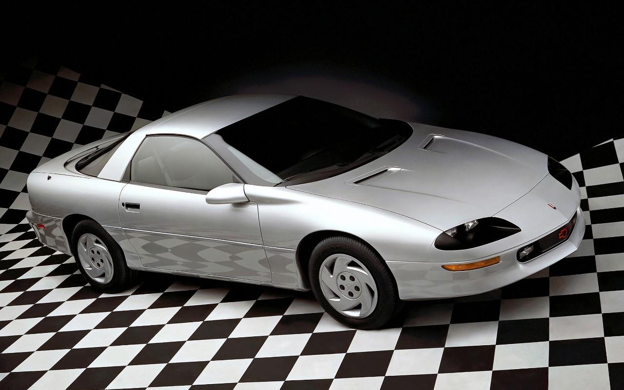 1995 Chevy Camaro Coupe