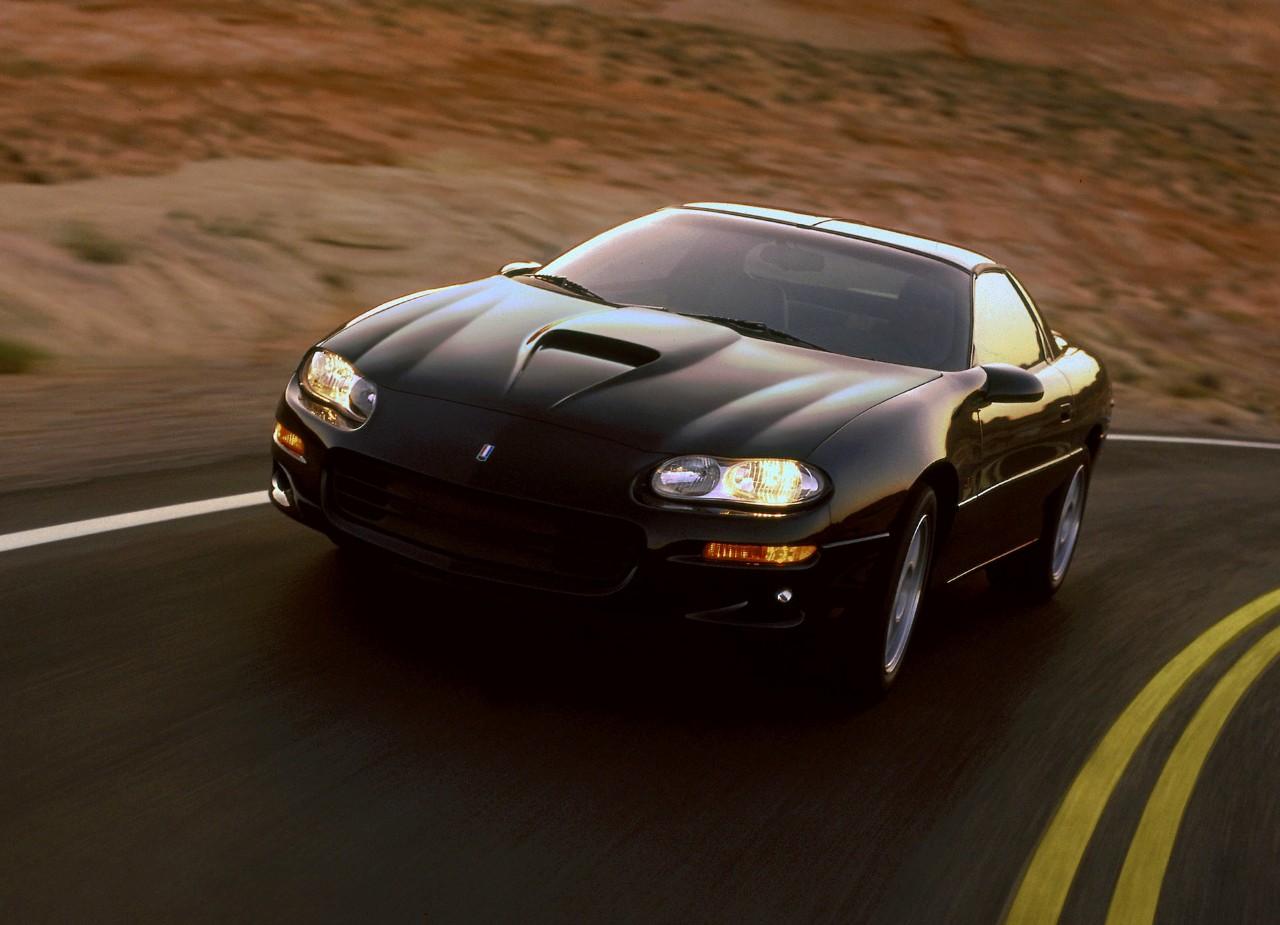 1998 Chevrolet Camaro SS
