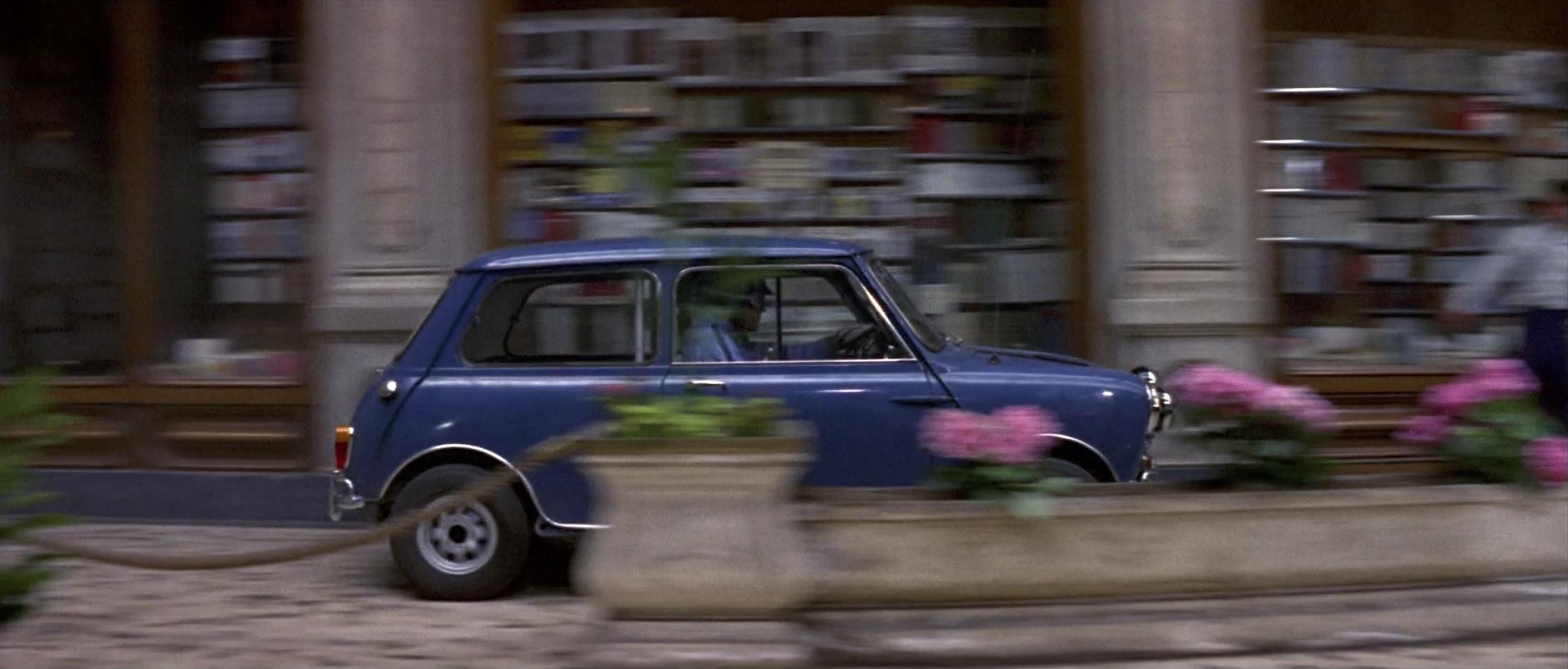 The Italian Job Austin Mini Cooper