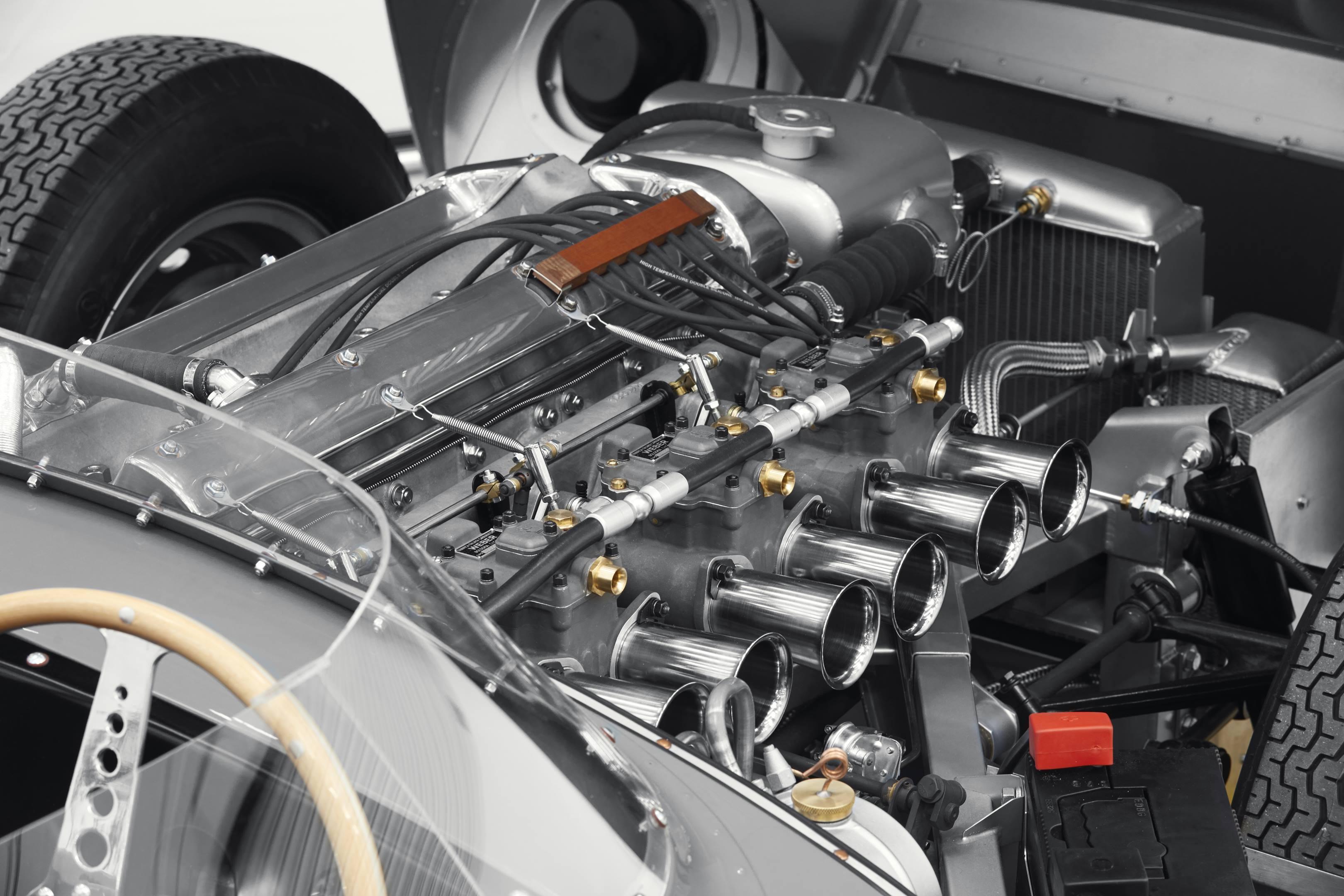 D-type engine