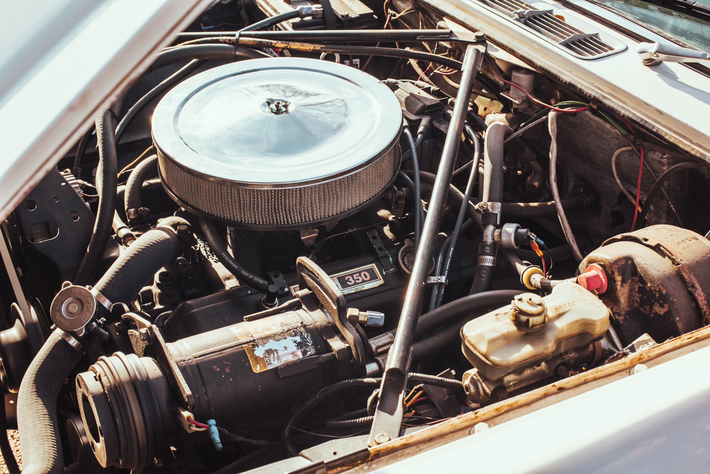 1974 Jaguar XJ6 with a Chevy 350 swap