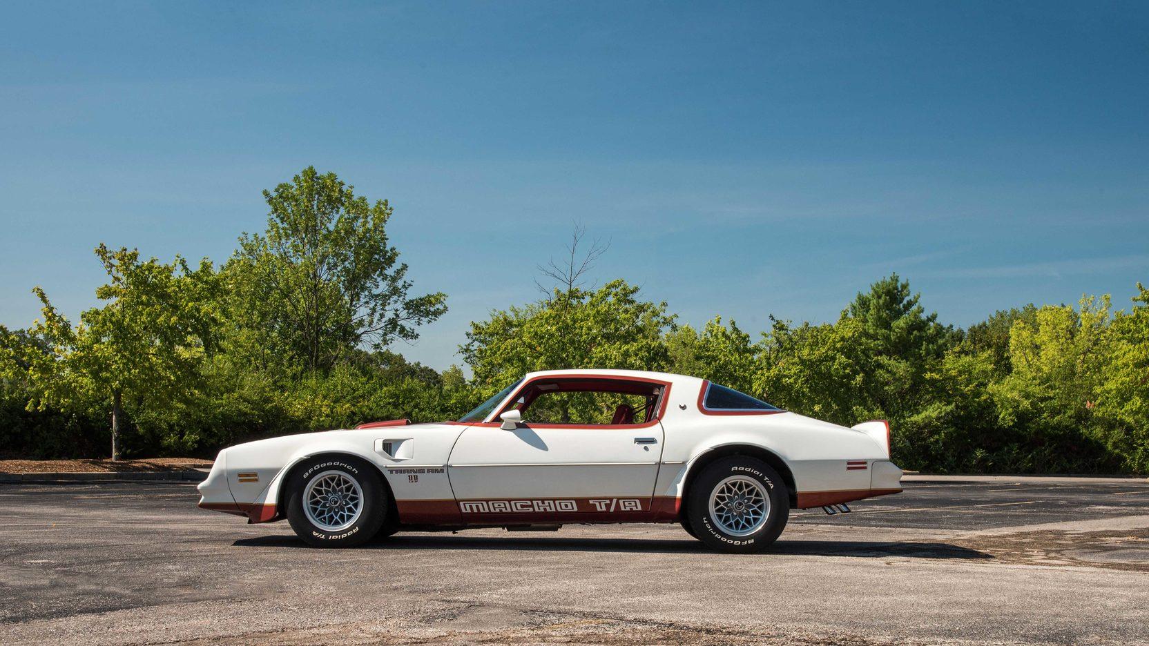 1978 Pontiac Macho Trans Am profile