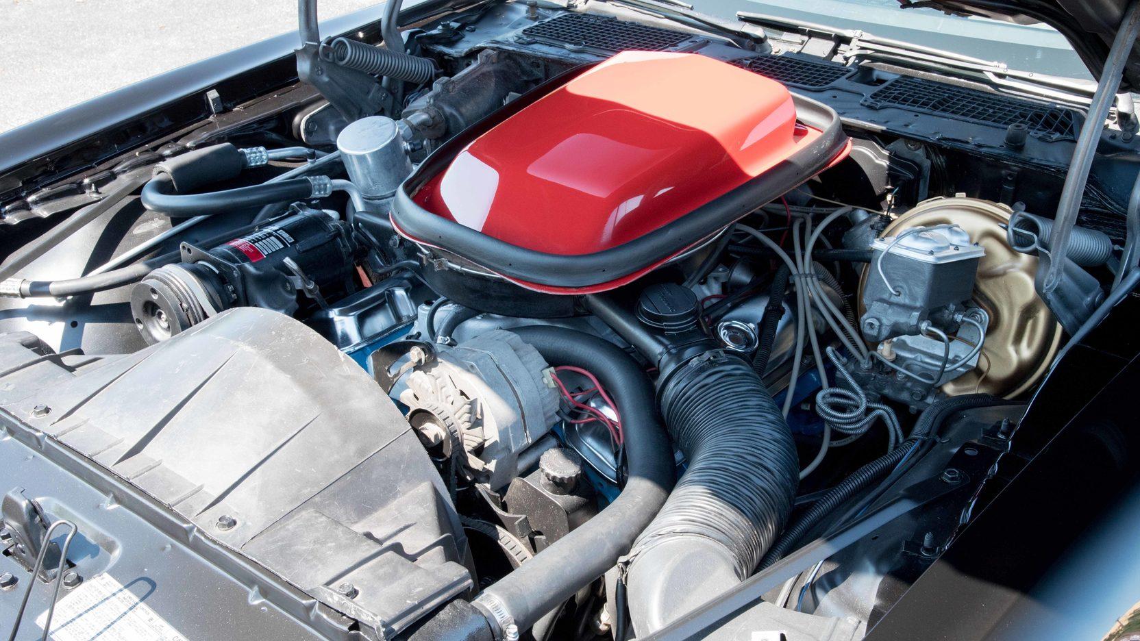 1978 Pontiac Macho Trans Am engine