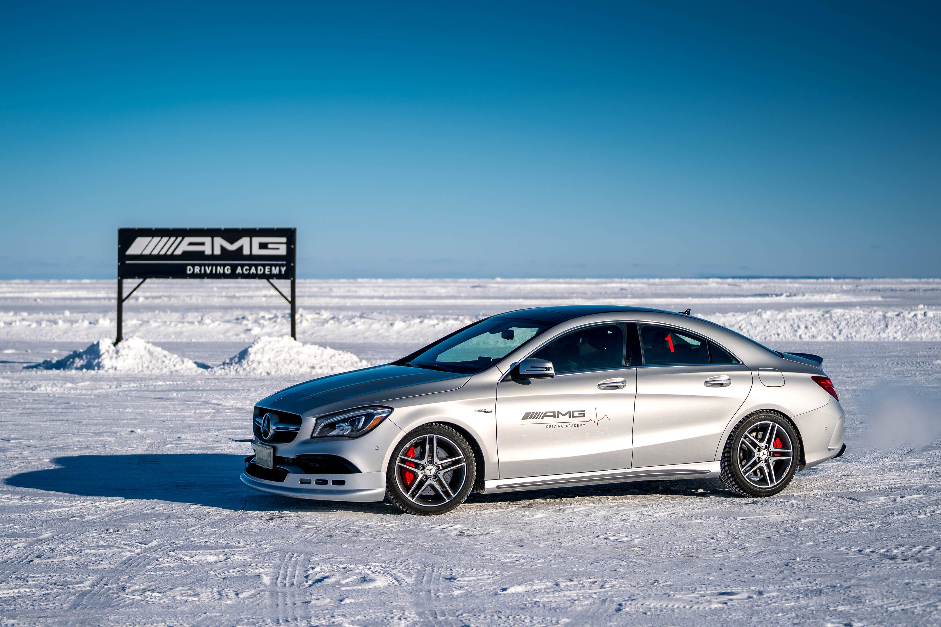 Mercedes-AMG driving academy