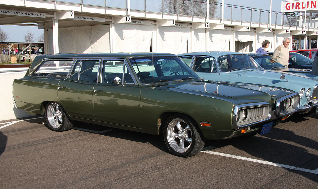 Dodge Coronet Wagon