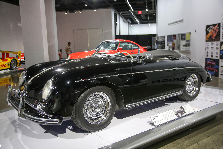 1959 Porsche 356A Super Speedster