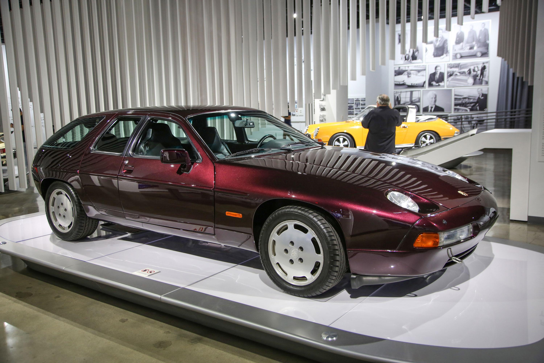 1987 Porsche 928 H50 Study
