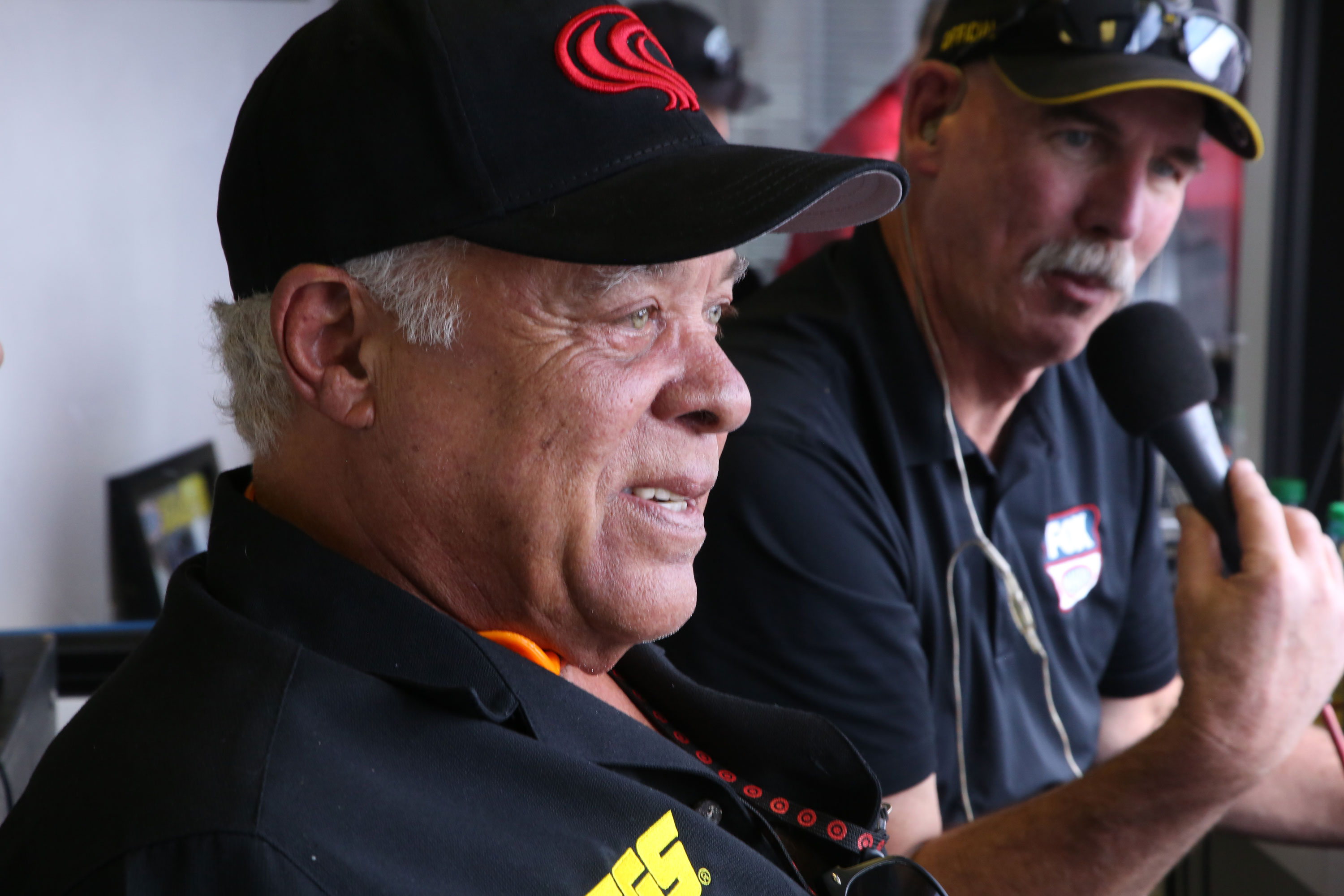 It's been almost 20 years since Prudhomme retired as a team owner, but he can still read a run from burnout to 'chutes, and tell you exactly what went wrong, and when.