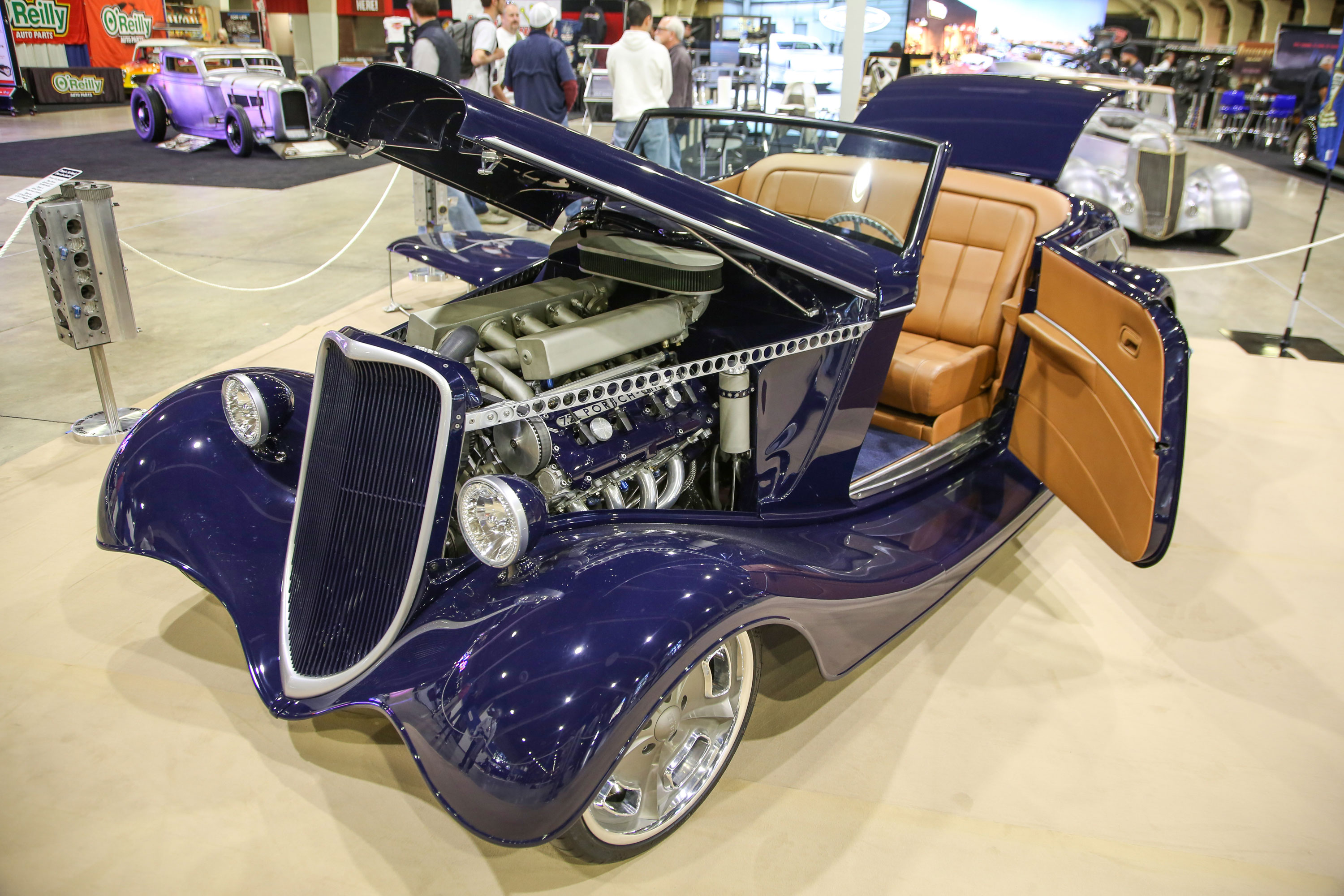 Pete Aardema's '34 Ford