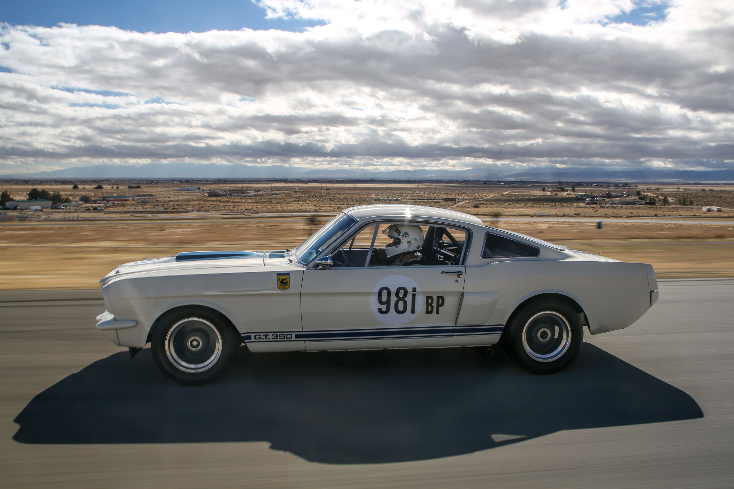 Carroll Shelby wanted to include quarter windows in the 1965 models, and eventually incorporated them in the 1966 models. The factory vented louvers are attractive but heavy and prone to leaks.