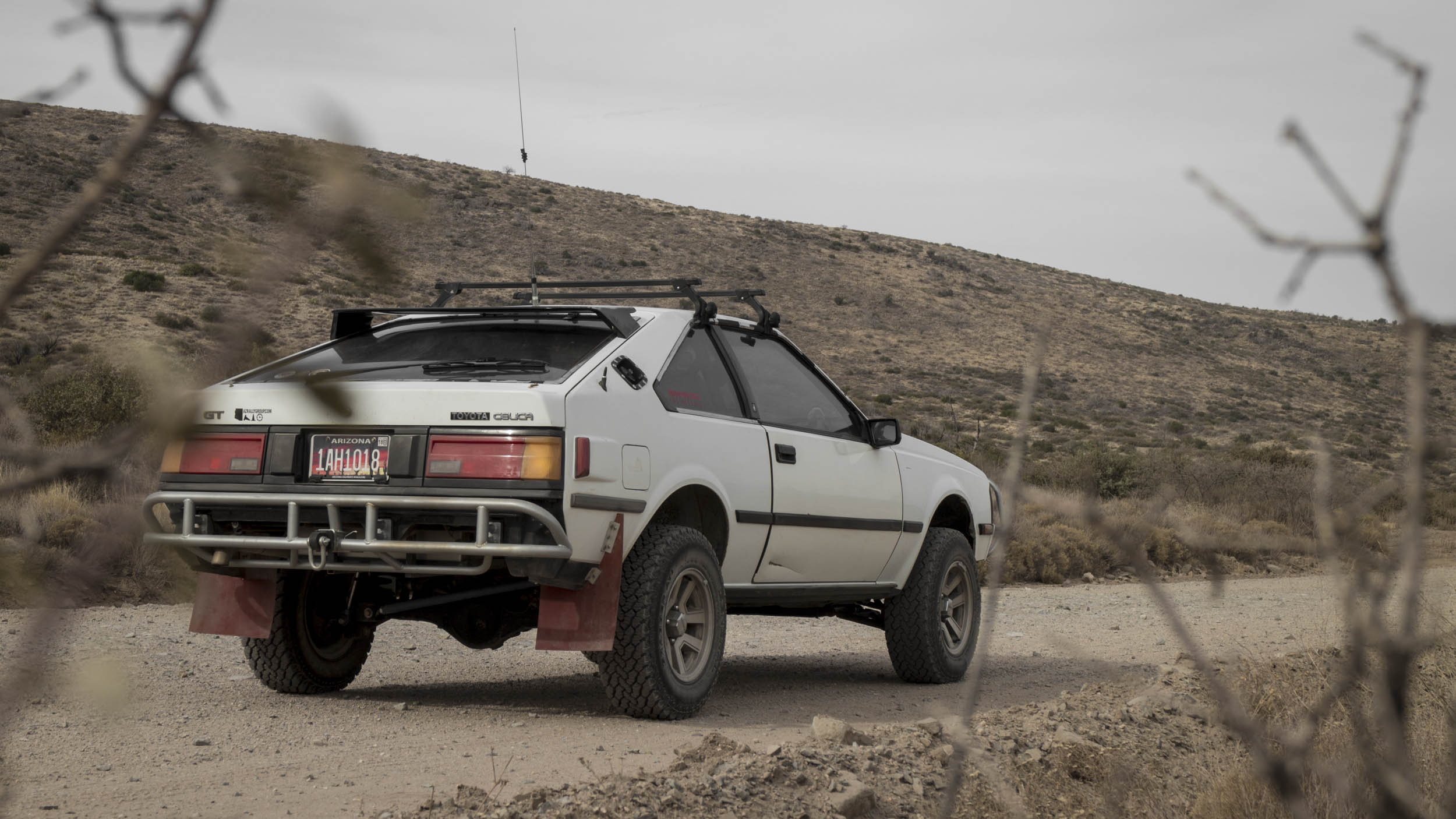 1984 Toyota Celica GT offroad