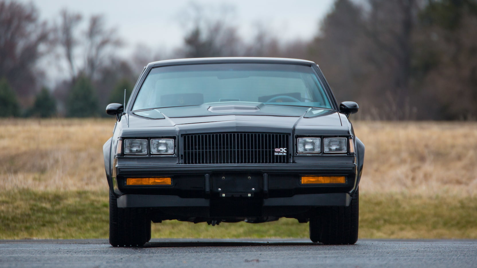 1987 Buick GNX front