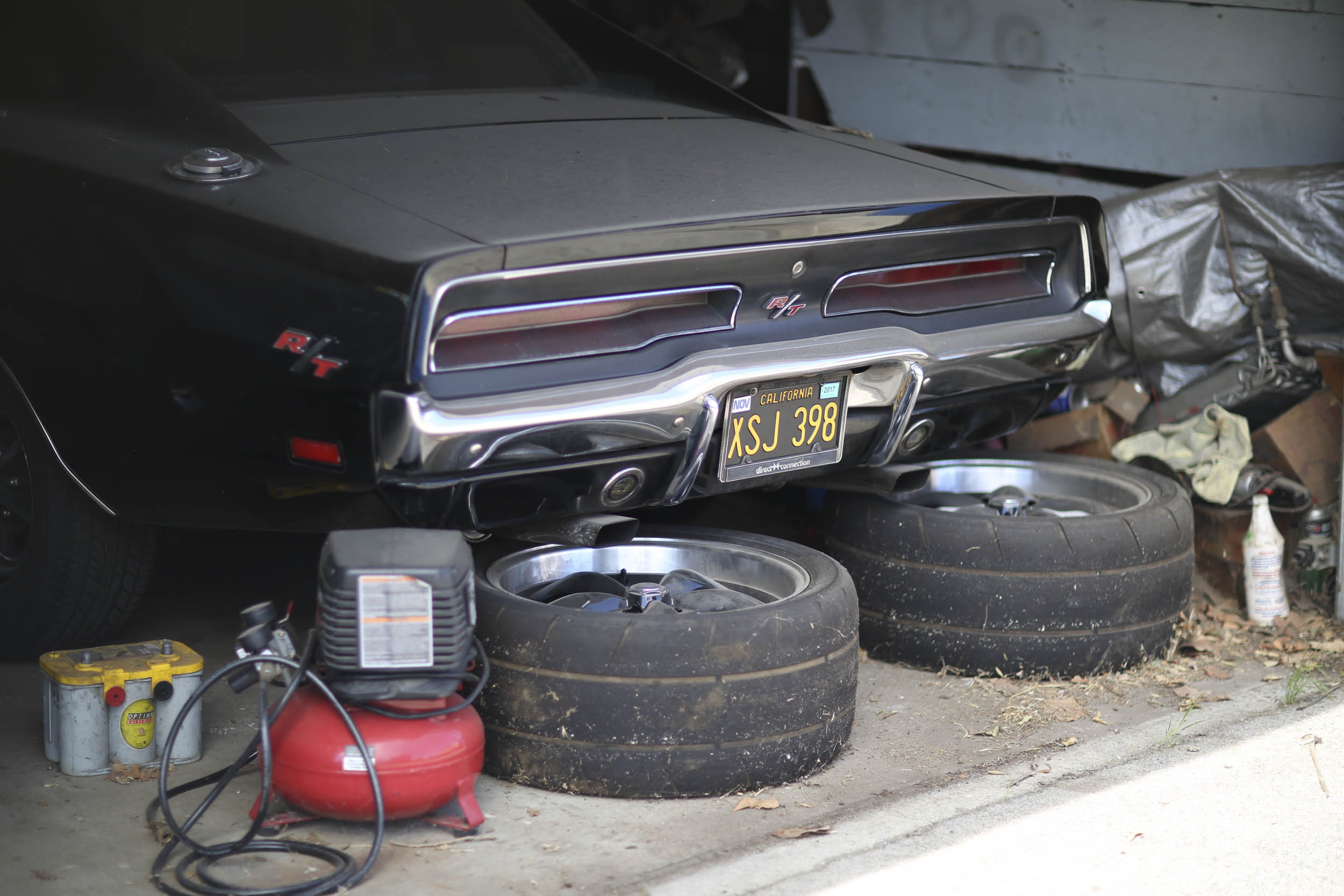 dusty Charger R/T