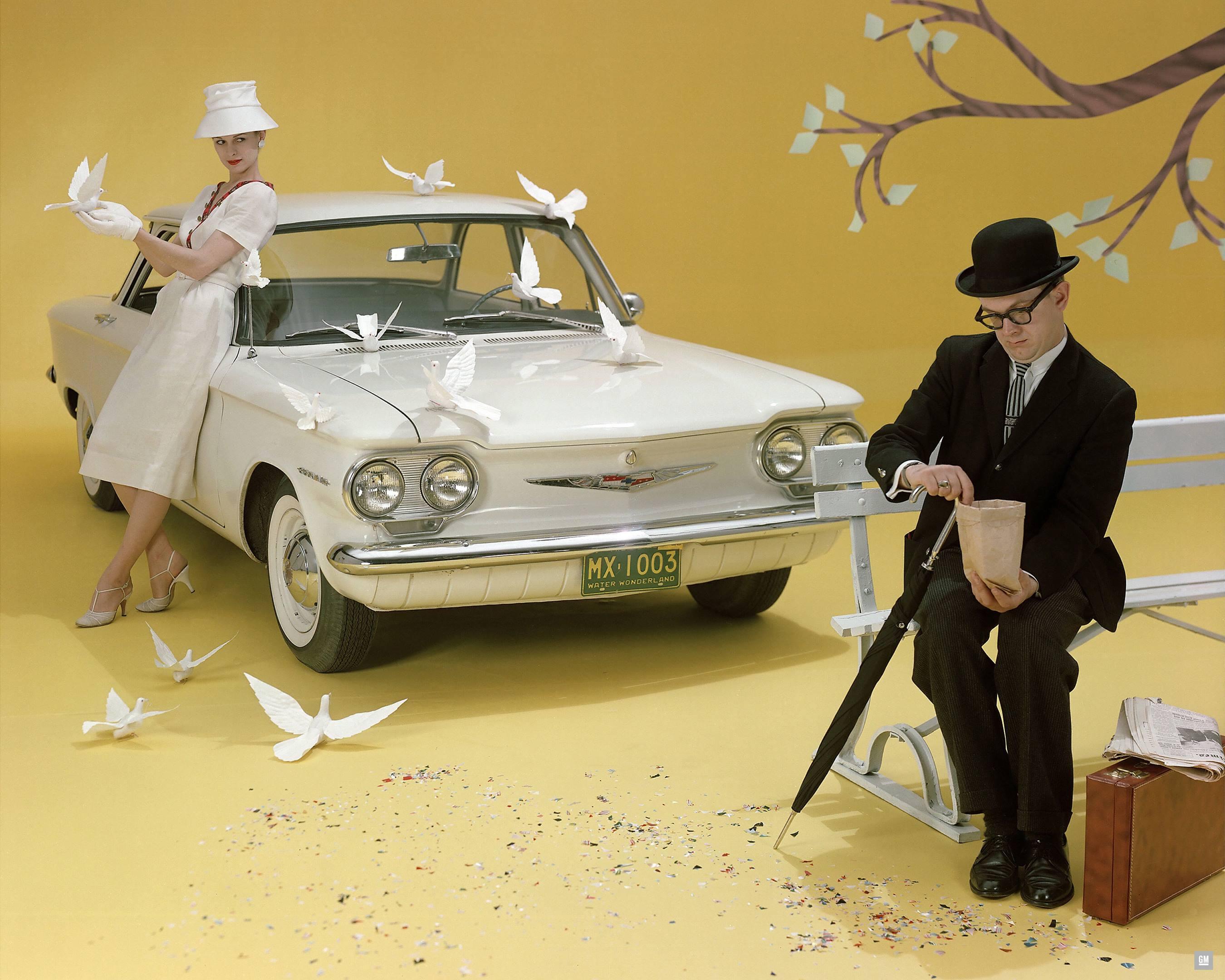 1960 Chevrolet Corvair 500