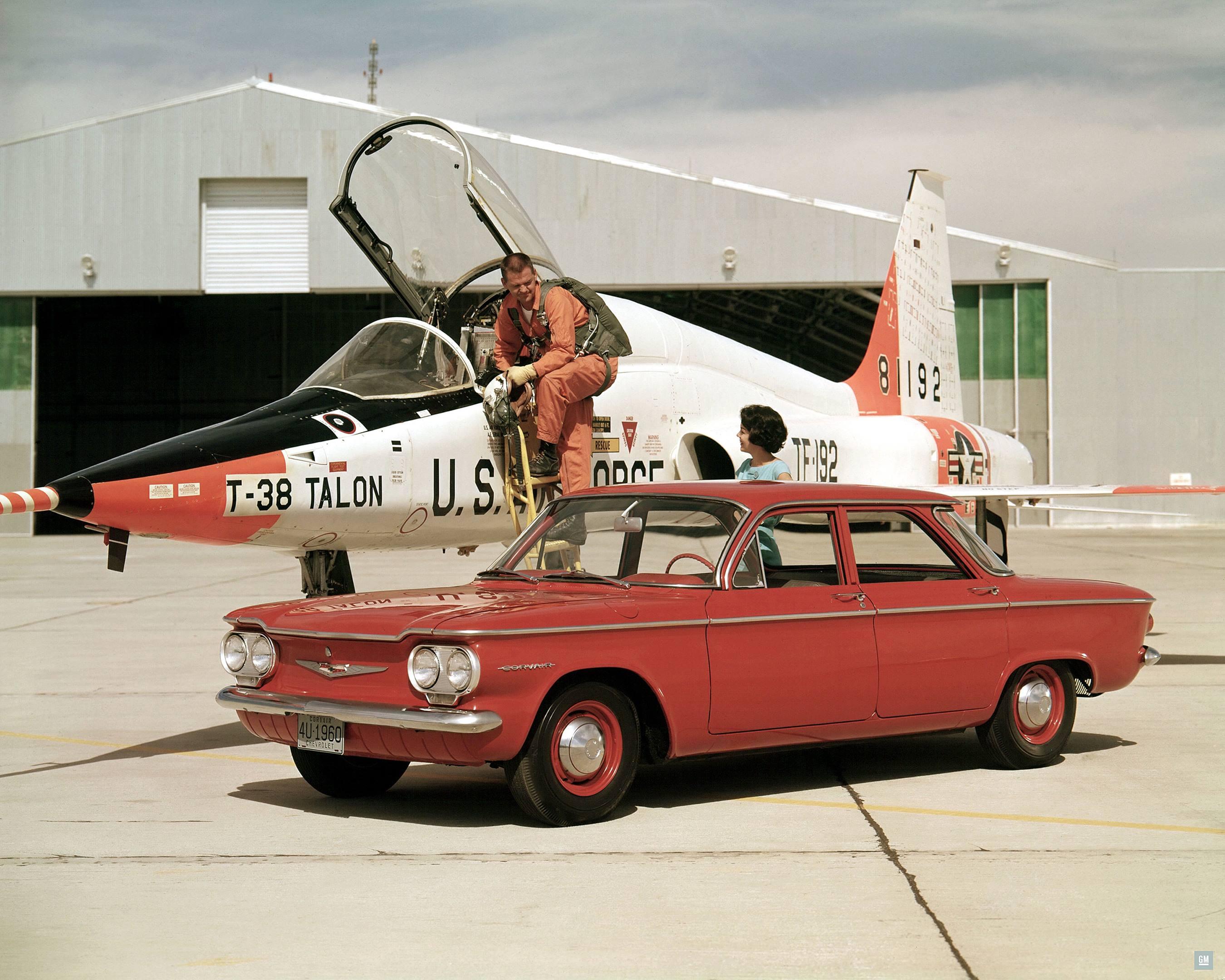 1960 Chevrolet Corvair Deluxe 700