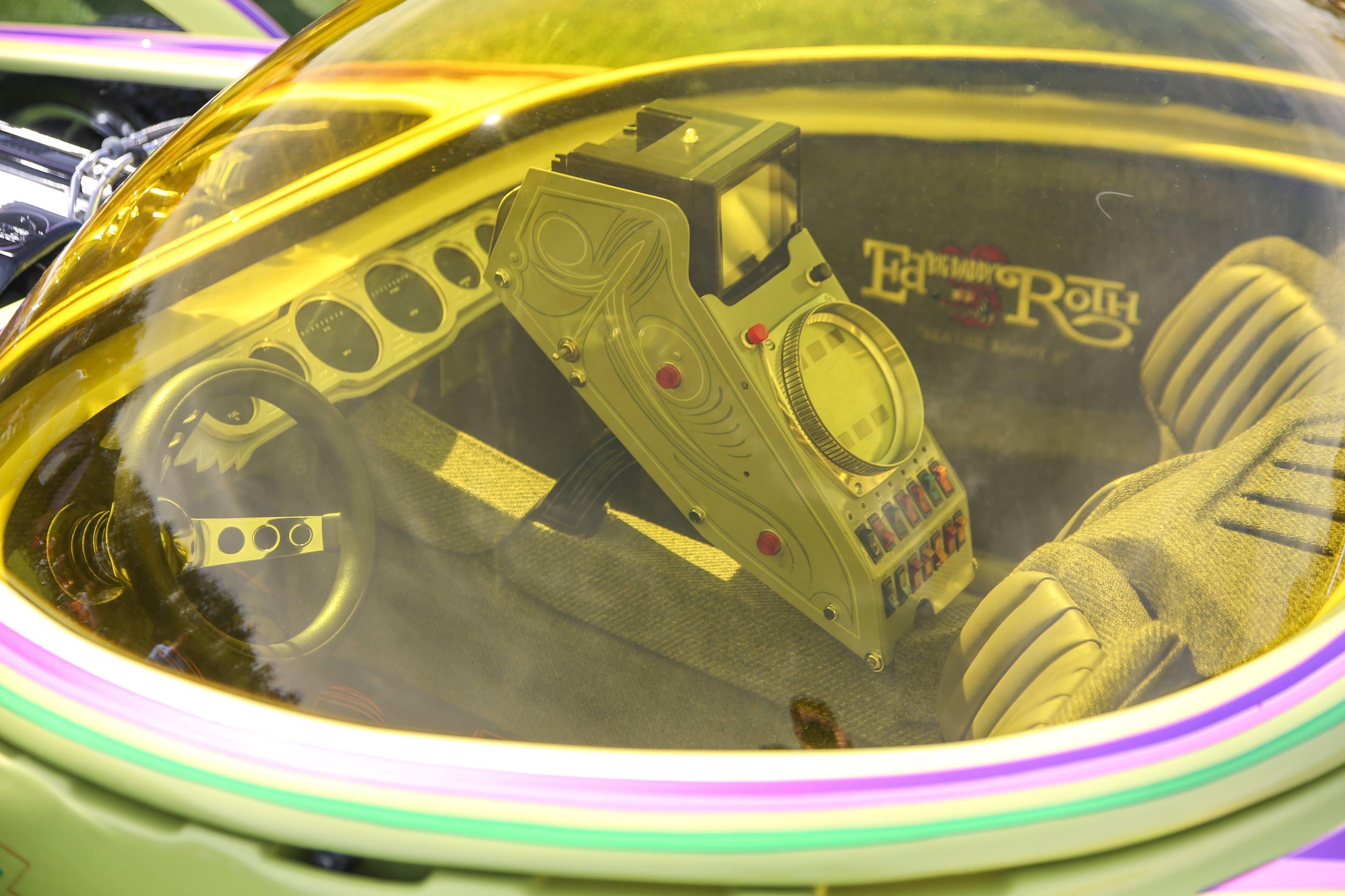 Beatnik Bandit II bubble top