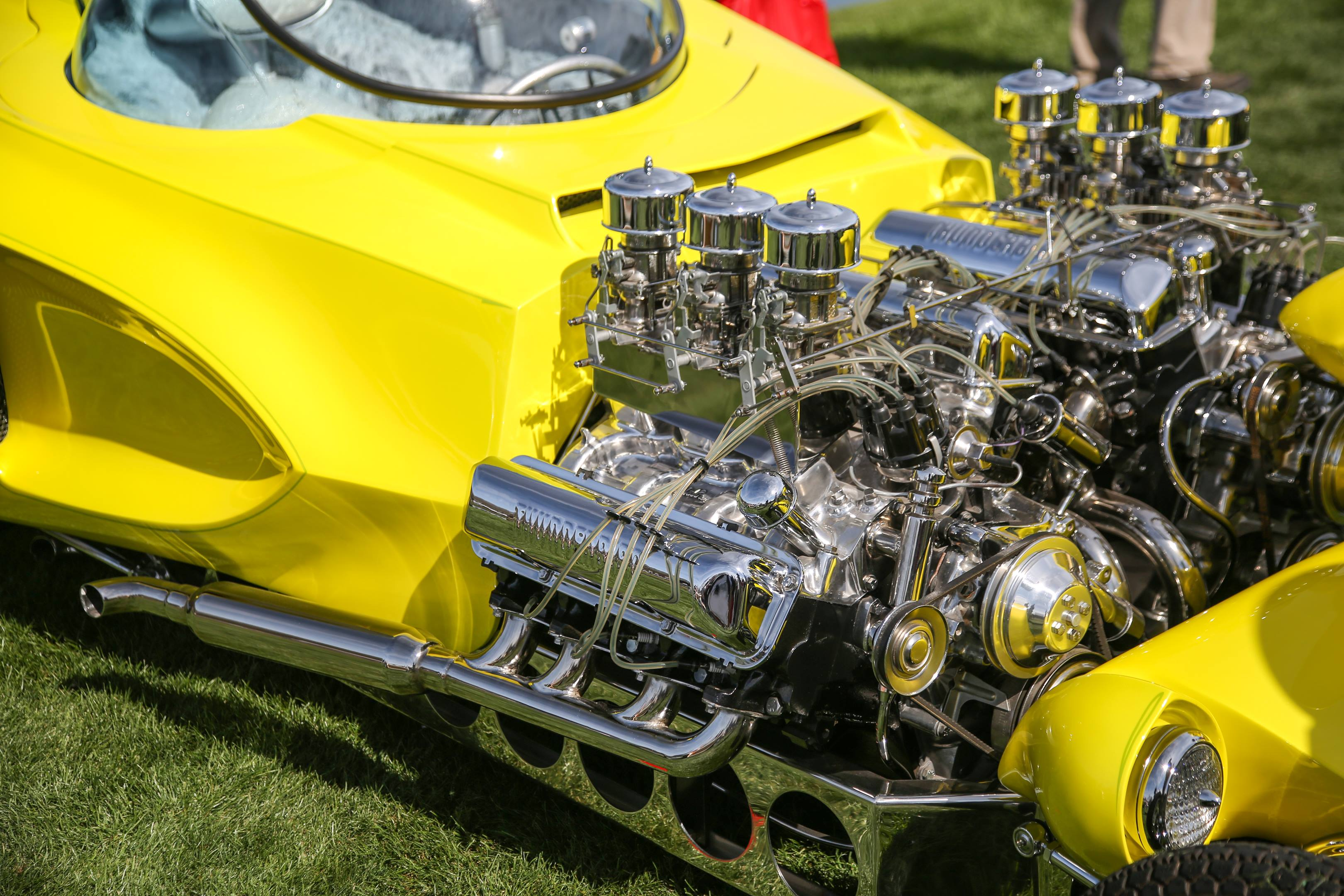 Ed Roth Mysterion engine