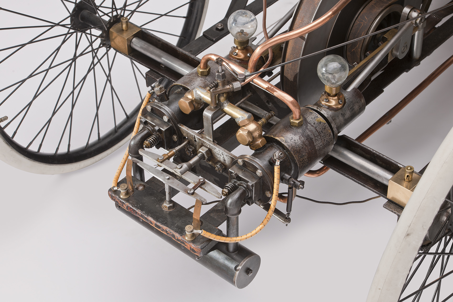 1896 Ford Quadricycle engine