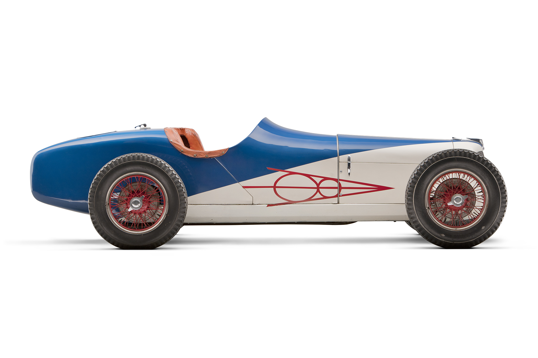 1935 Ford-Miller Special profile