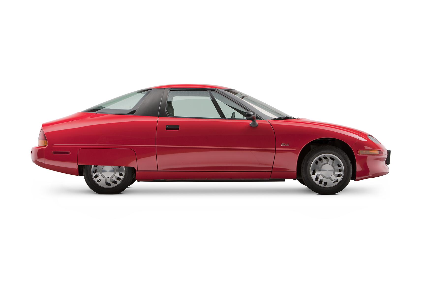 1997 GM EV1 profile