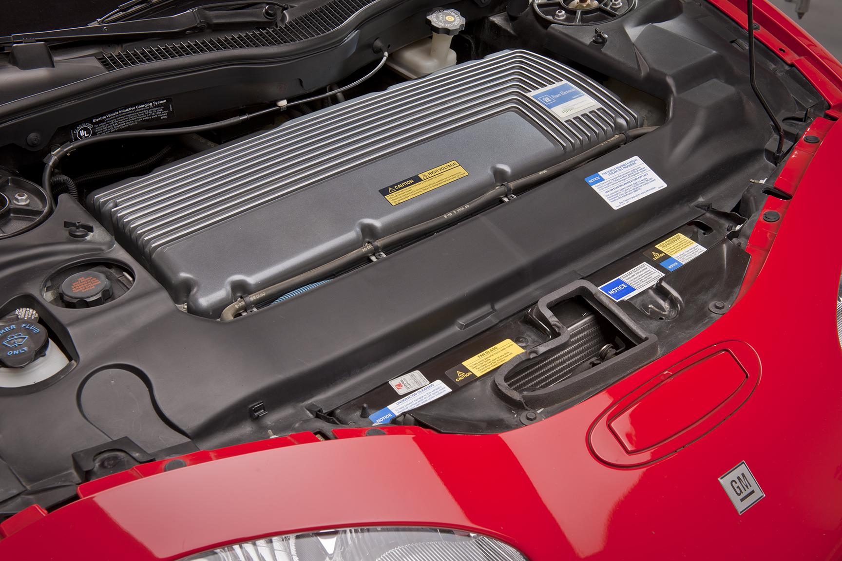 1997 GM EV1 engine