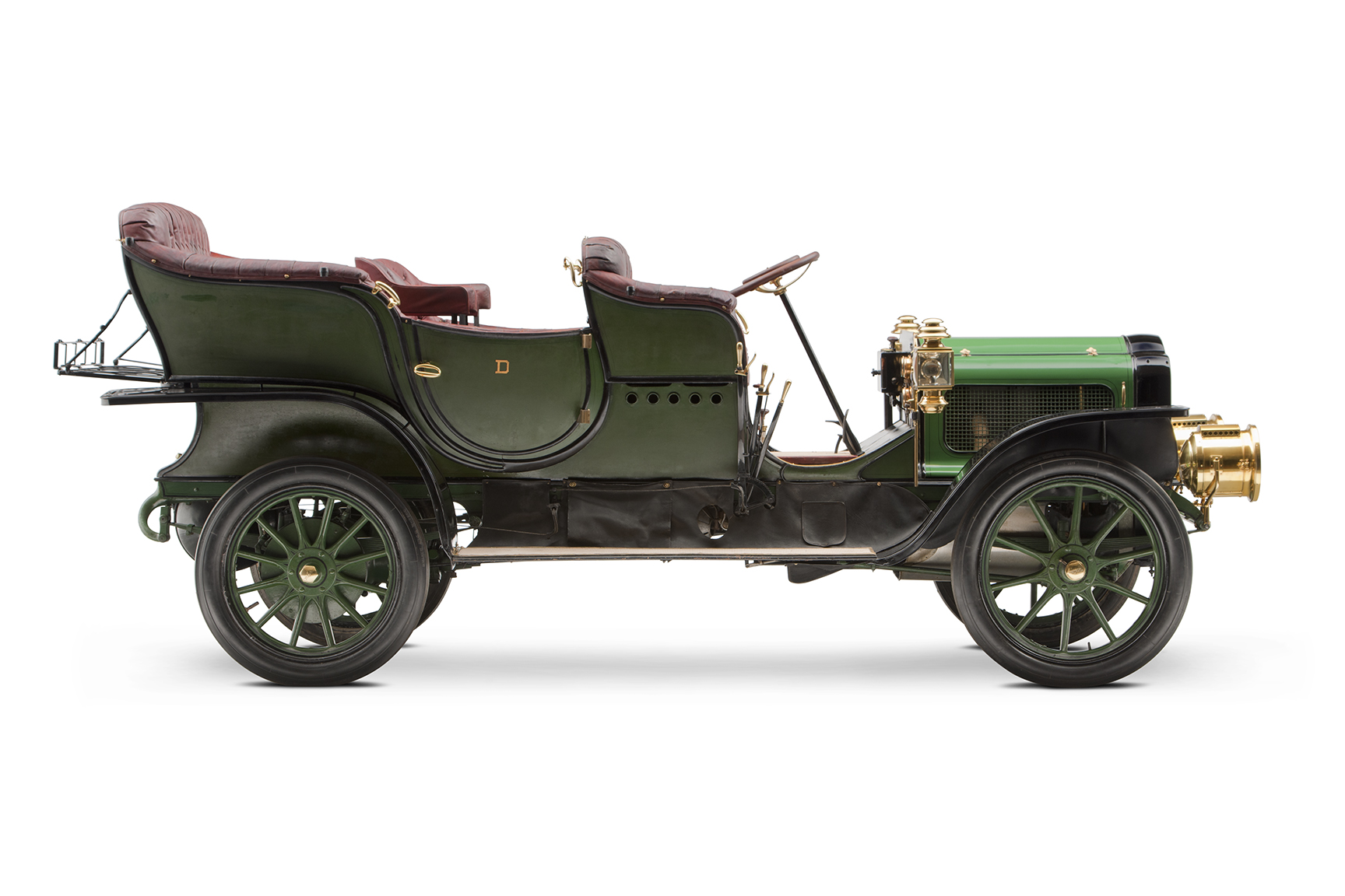 1907 White Model G Touring Car