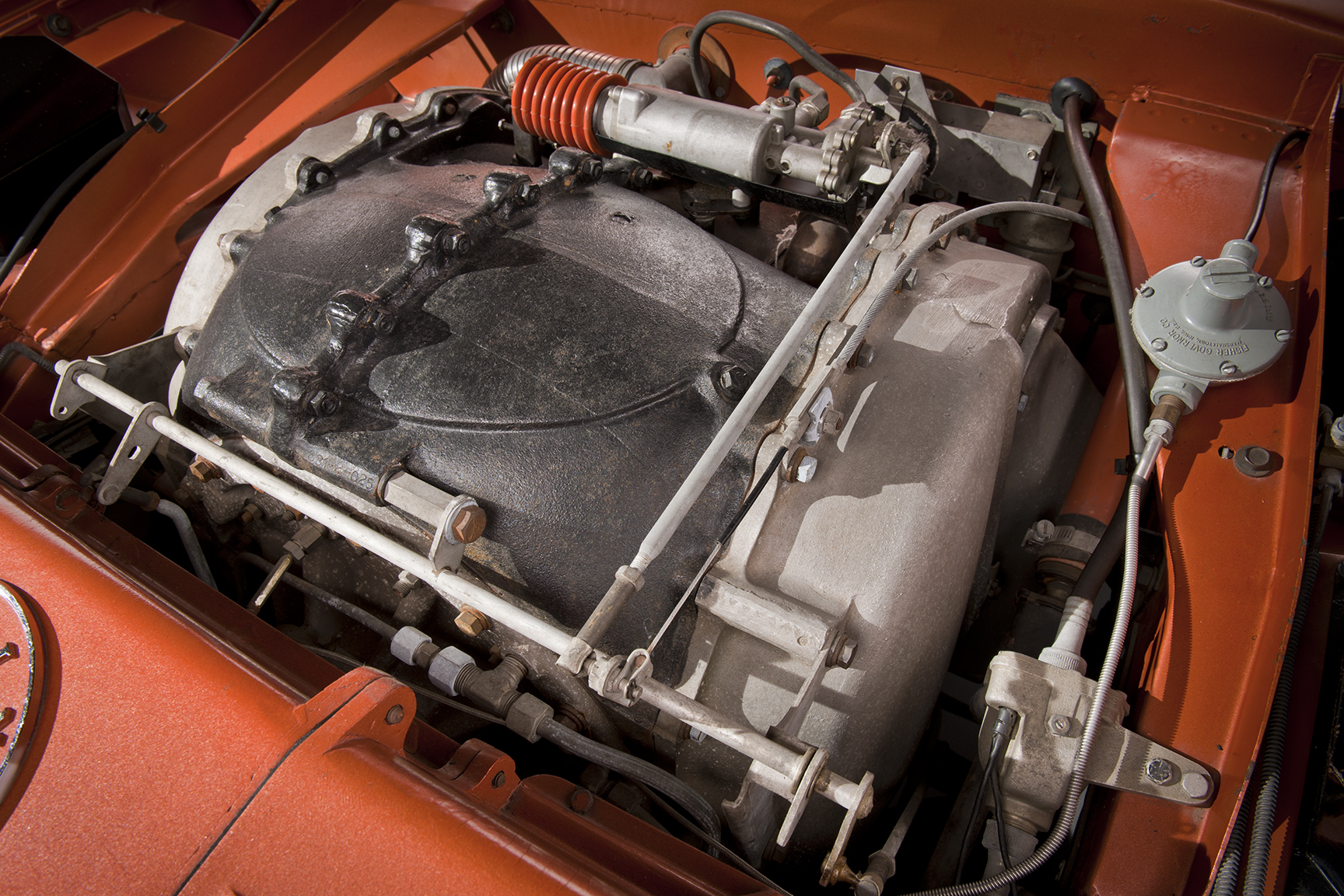 1964 Chrysler Turbine engine