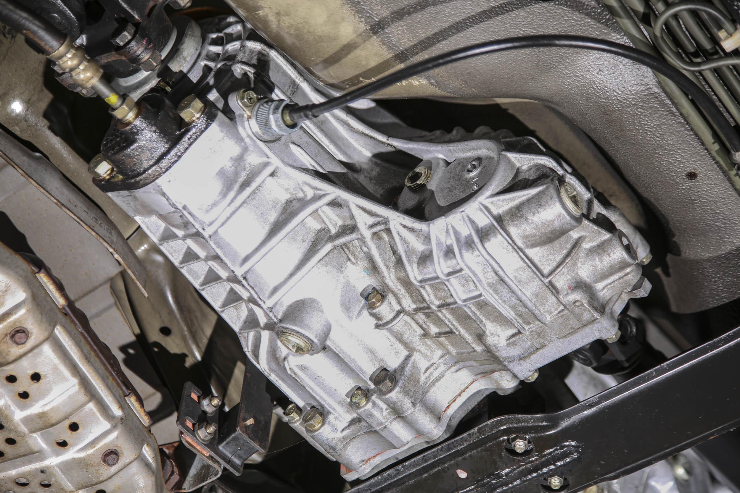 Nissan R32 GT-R transfer case
