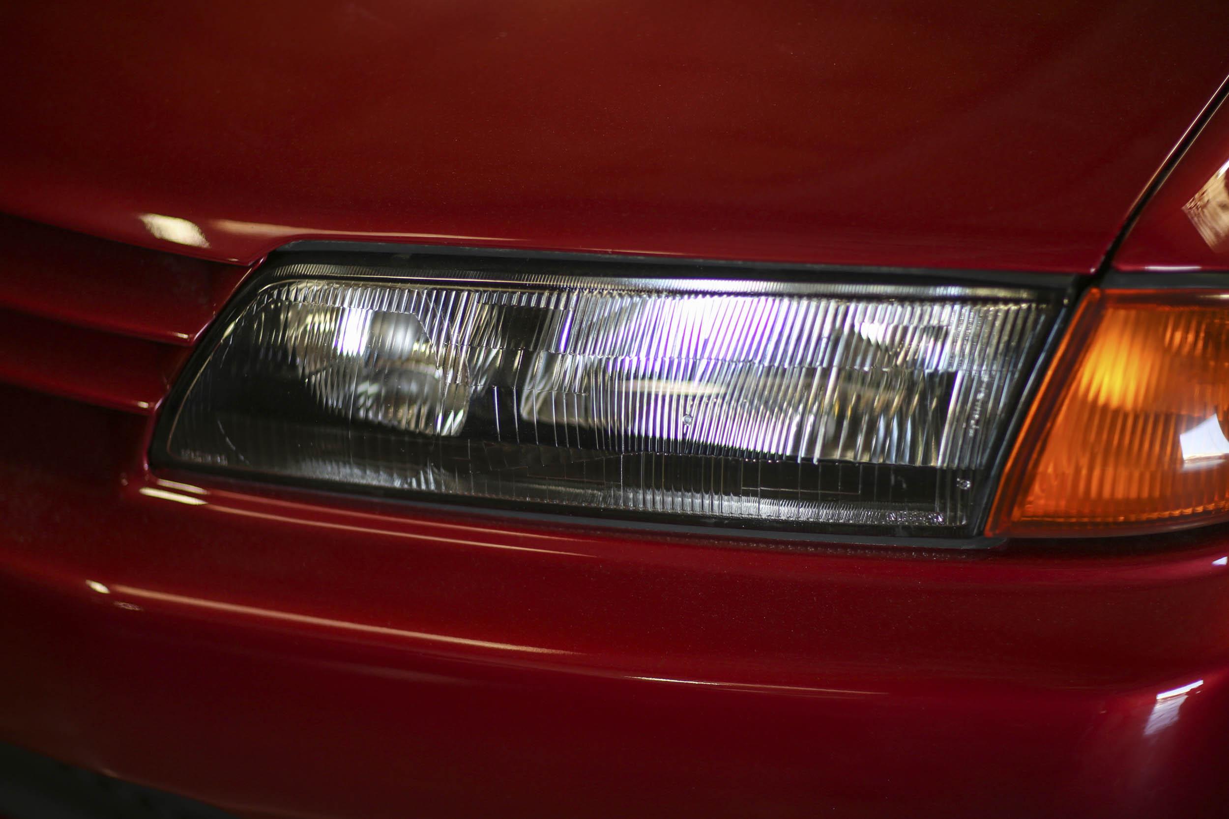 Nissan R32 GT-R headlights