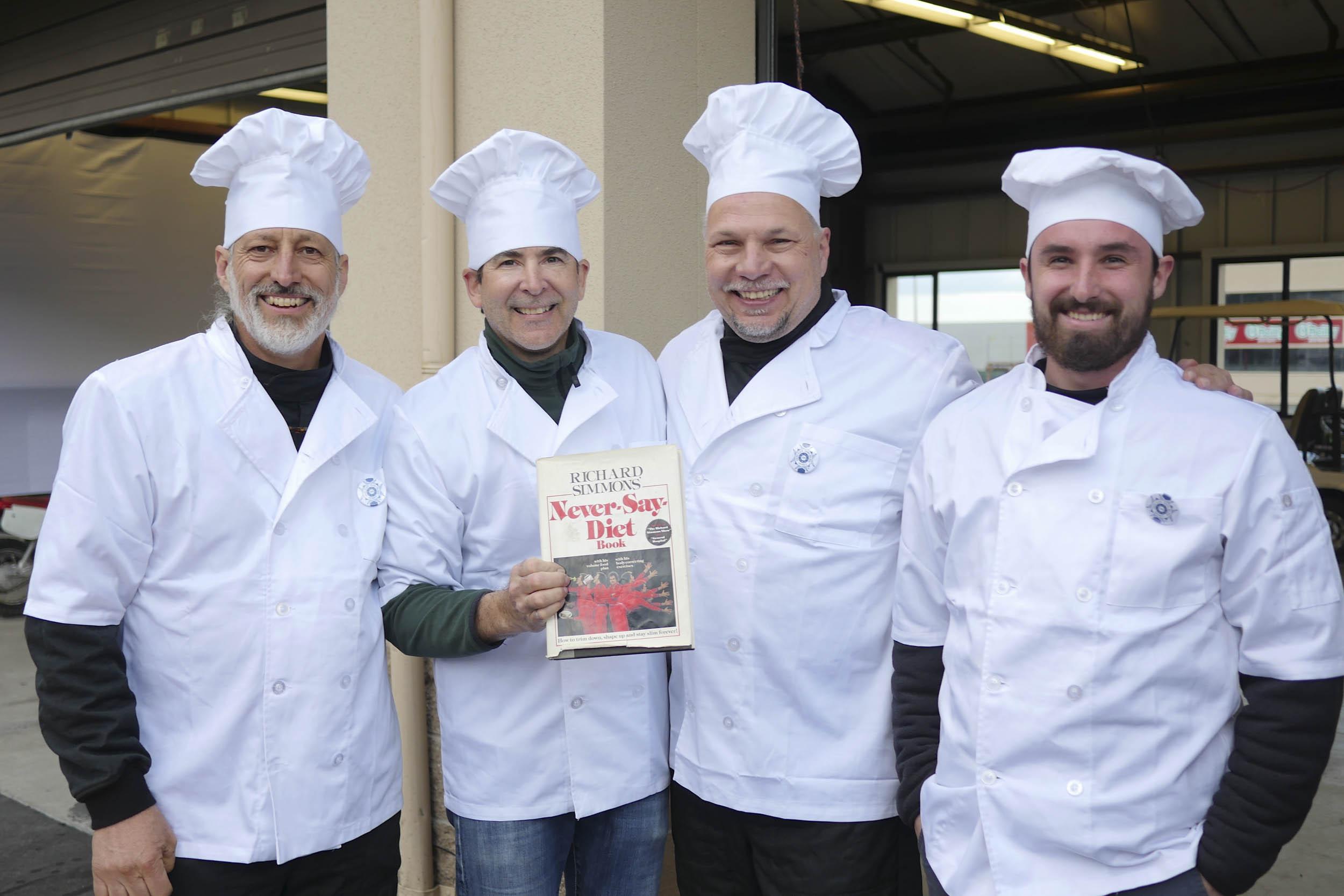 24 Hours Of LeMons Underhood Cook Off winners