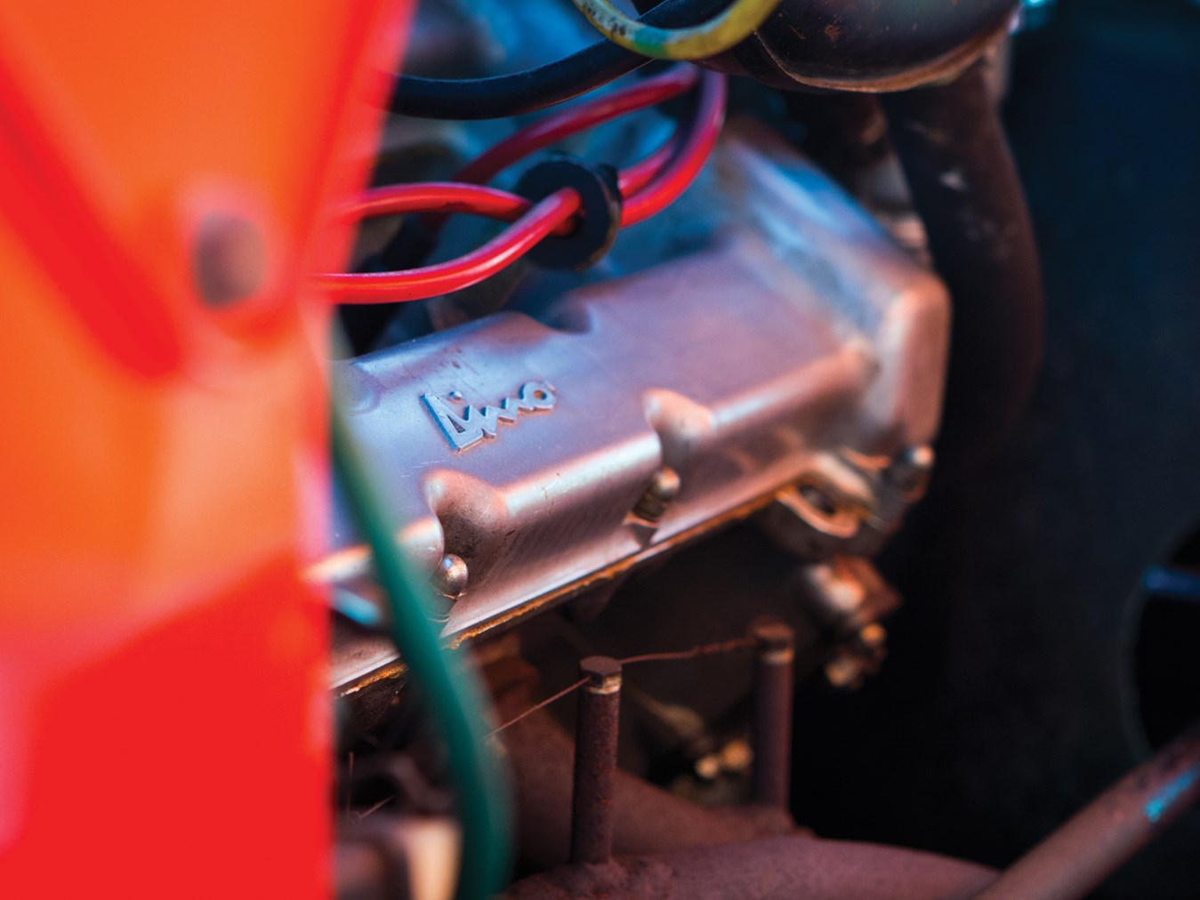 1974 Lancia Stratos HF Stradale engine