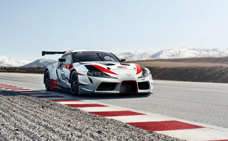 Toyota Supra racing concept