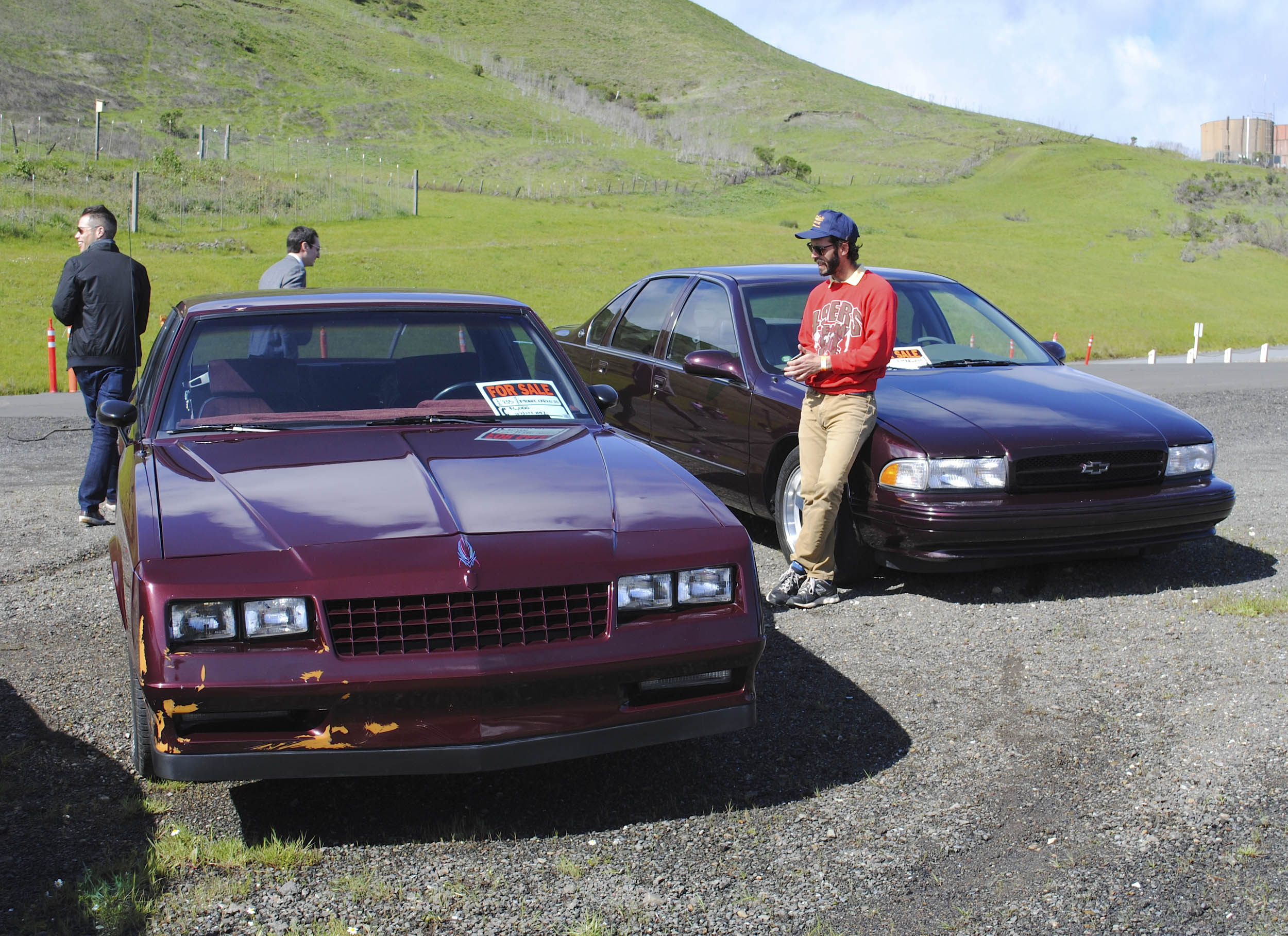 Radwood Chevrolet Monte Carlo and Impala SS