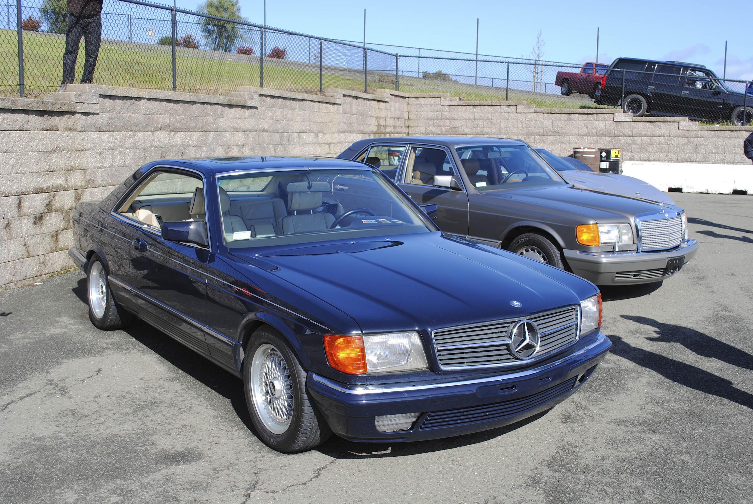 Radwood Mercedes-Benz