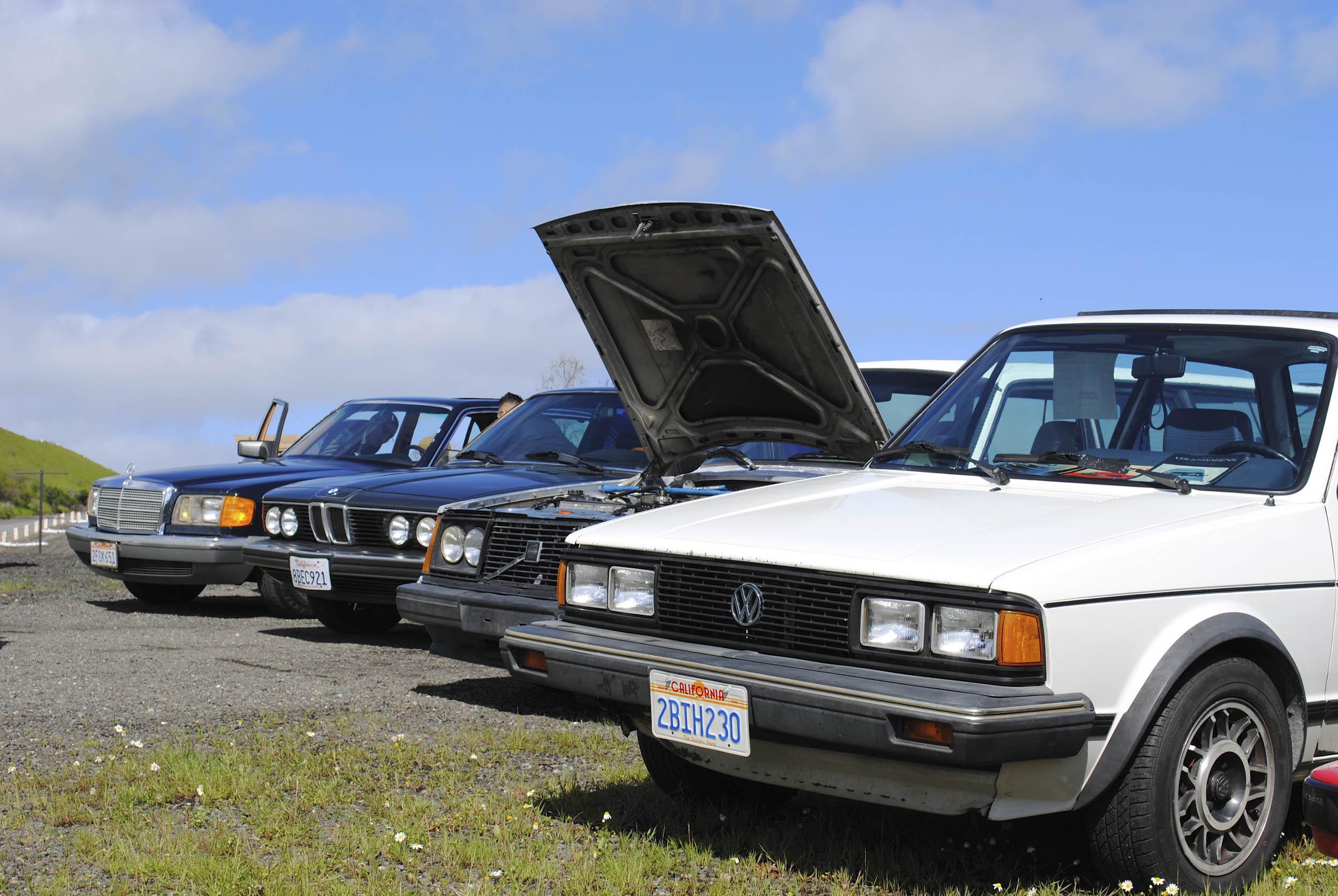 HooptieCon car lineup